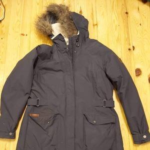 Columbia Women's Grandeur Peak Long Jacket